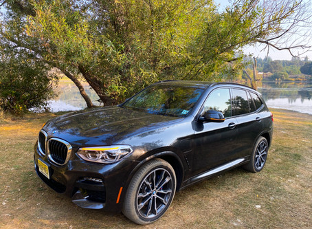 Small Steps: The 2020 BMW X3 xDrive30e