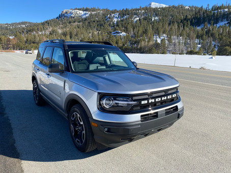 Best Foot Forward: The 2021 Ford Bronco Sport Outer Banks 4X4