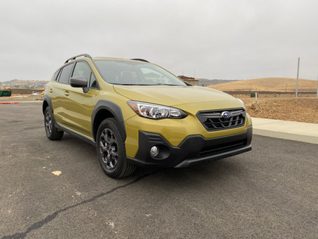 Love, All-Wheel Drive and a Low Price: The 2021 Subaru Crosstrek Sport