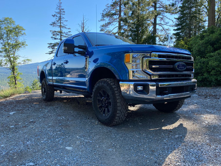 Seismic: The 2021 Ford F-250 Tremor