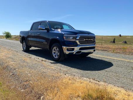 A La Carte Costs More: The 2021 RAM 1500 Laramie Crew Cab 4X4