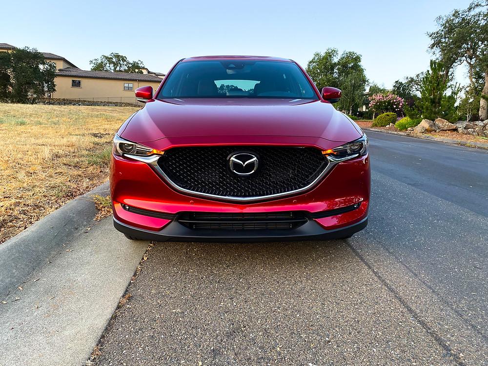 2020 Mazda CX-5 Signature AWD front view