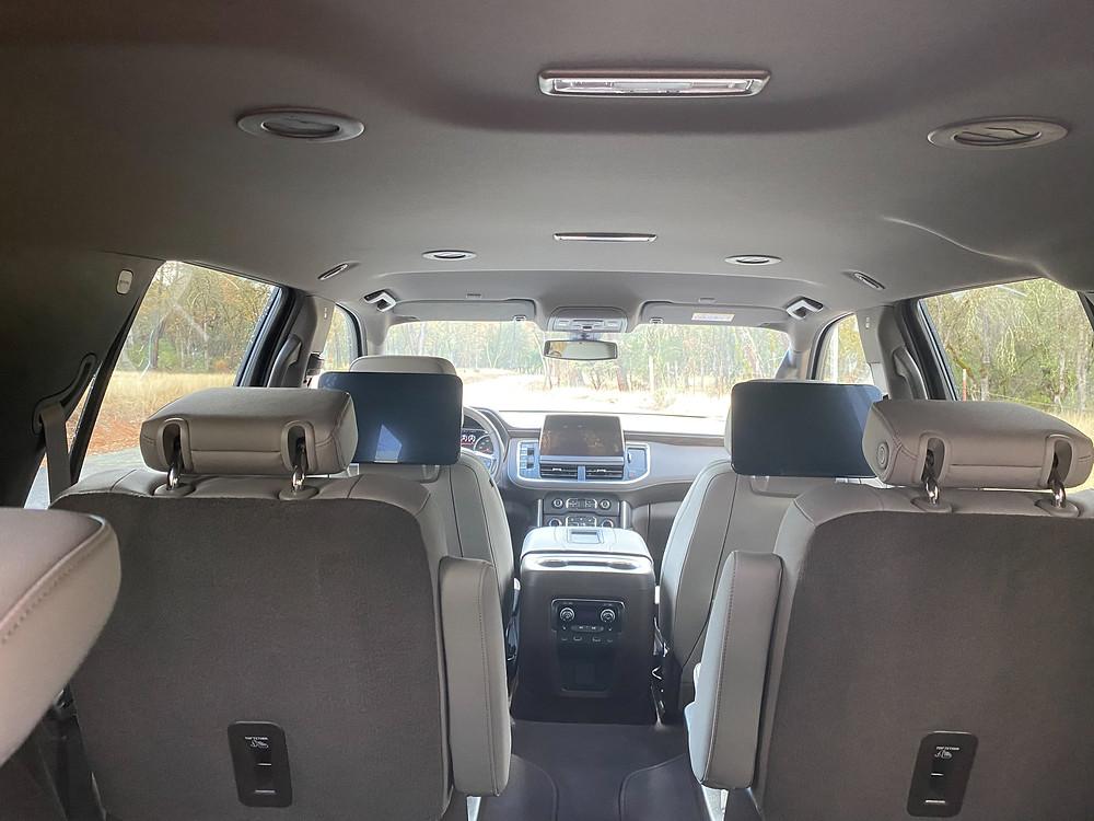2021 Chevrolet Tahoe 4WD Z71 interior