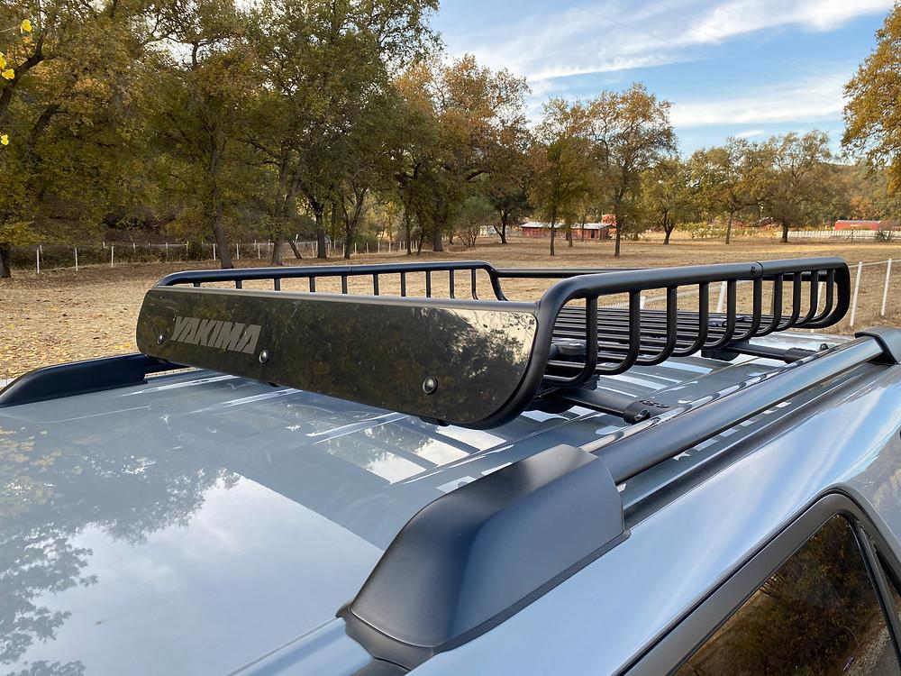 2021 Toyota 4Runner 4x4 Trail roof basket