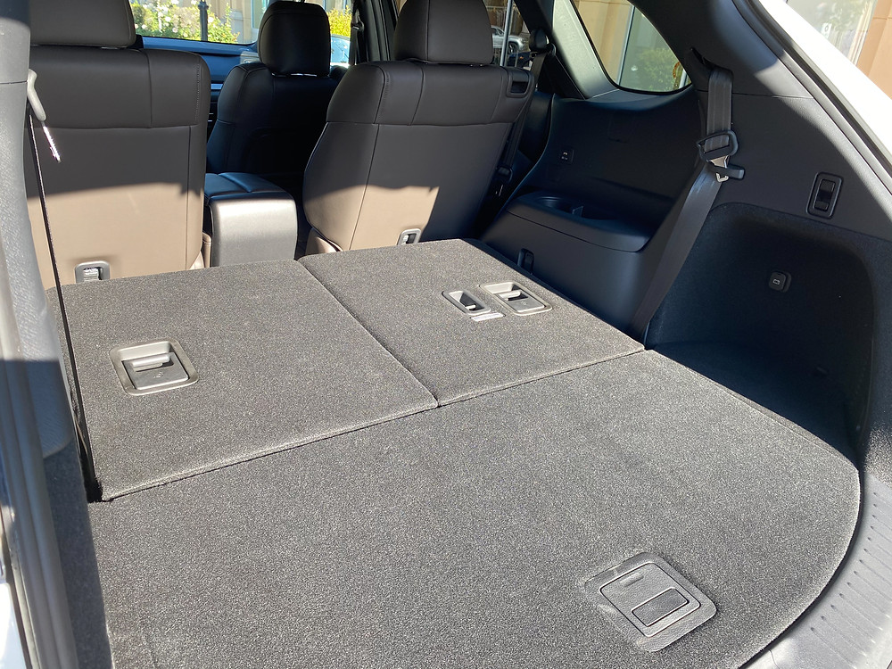 2021 Mazda CX-9 Signature AWD cargo area