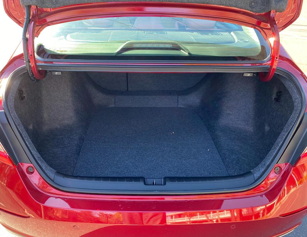 2021 Honda Accord Hybrid Touring trunk