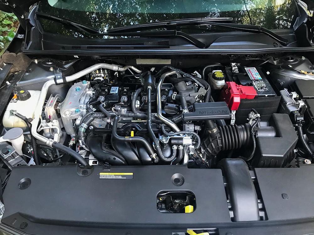 2020 Nissan Sentra 2.0 SR