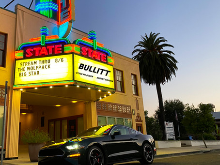 Hollywood Icon: The 2020 Ford Mustang BULLITT