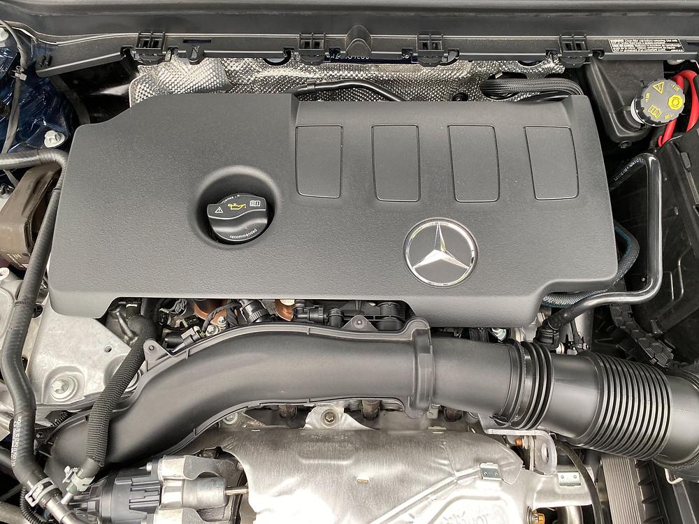 2020 Mercedes-Benz A220 engine