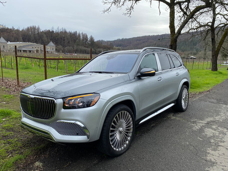 Driver Not Included: The 2021 Mercedes-Maybach GLS 600 4MATIC