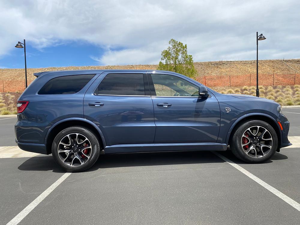 2021 Dodge Durango SRT Hellcat AWD side view