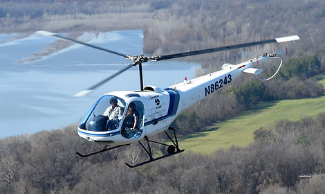 Enstrom Helicopter Training.JPG