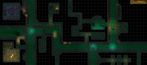 The Dastardly Sewers