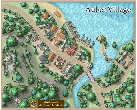 Auber Village