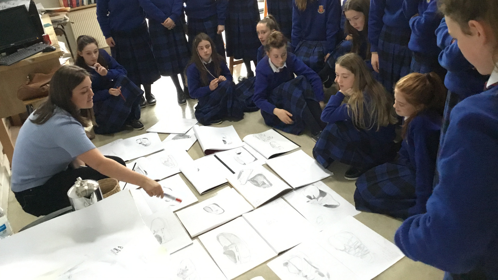 Assessment method_ Students engaging in