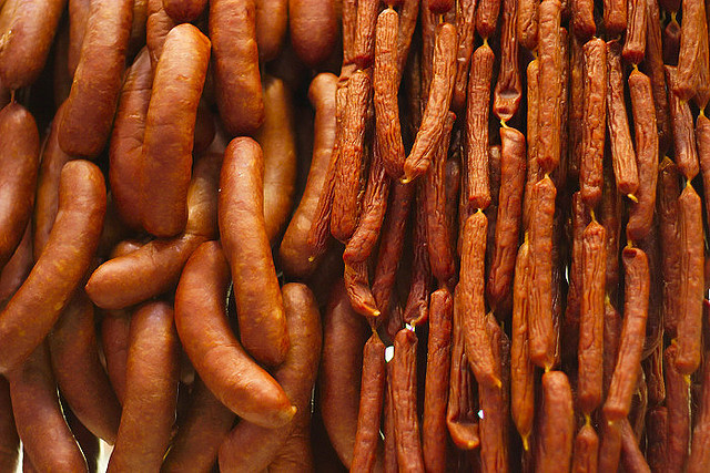 Обработанное мясо и рак: давайте разберемся
