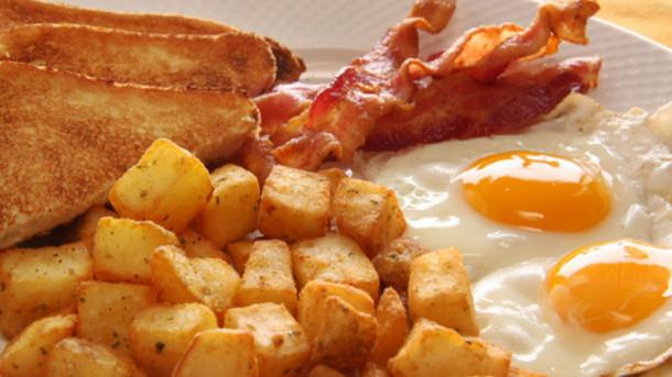 Жирная пища может воздействовать на метаболизм через циркадные ритмы