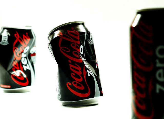 В Великобритании Coca-Cola принимает цветовую маркировку с информацией о питательной ценности