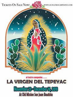 """La Virgen Del Tepeyac"""
