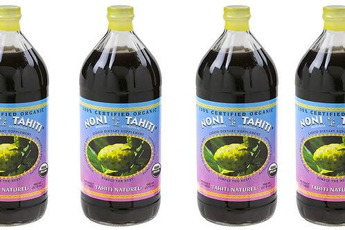 (4 Bottles)100% Pure Noni Juice - 32 fl oz each