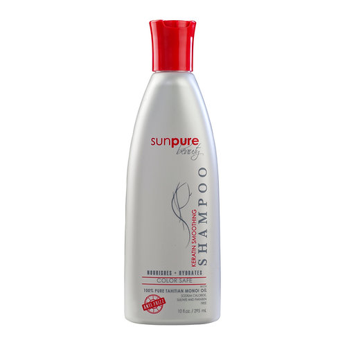 Keratin Smoothing Shampoo For   Color Treated Hair