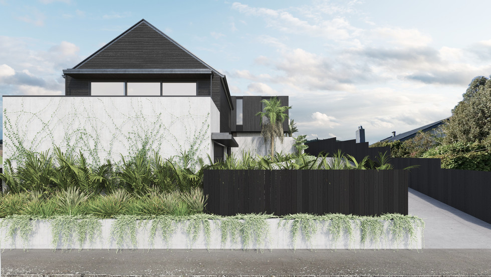 NEW PLYMOUTH HOUSE II