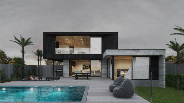 NEW PLYMOUTH HOUSE I