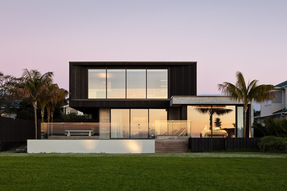 NEW PLYMOUTH HOUSE