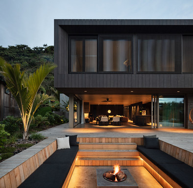 LAKE ROTOITI HOUSE