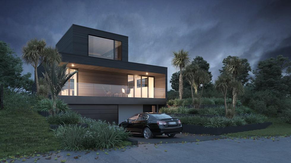 WAIHEKE HOUSE 1