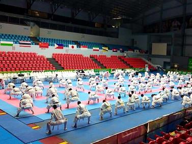 7th Karate-Do Goju-Kai ASIFIC Technical Seminar