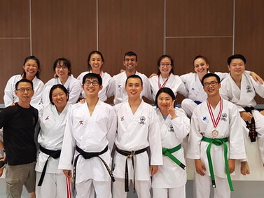 SG Karate League Ranking Event Season Two 2019