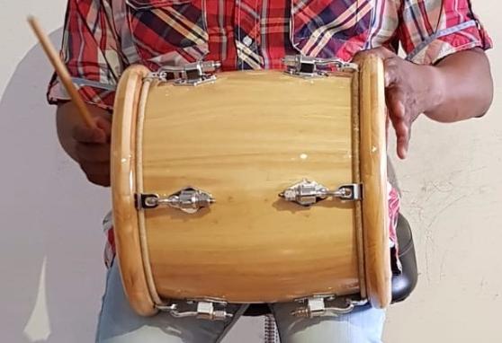 Merengue percussion