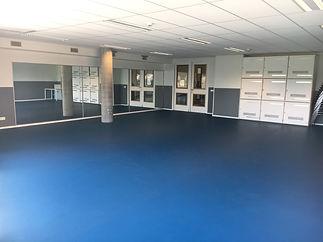 Dance room Pa'lante Dance Academy