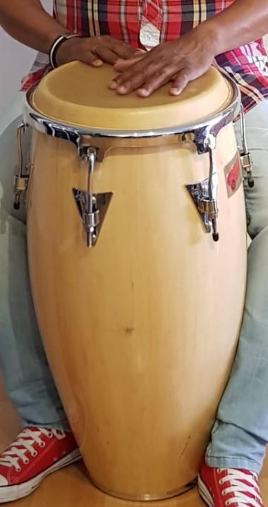 Conga Salsa percussion
