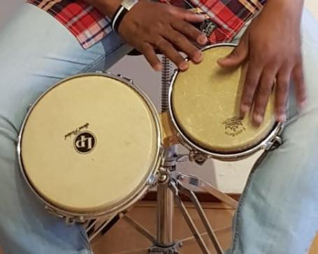 Bongo Bachata percussion
