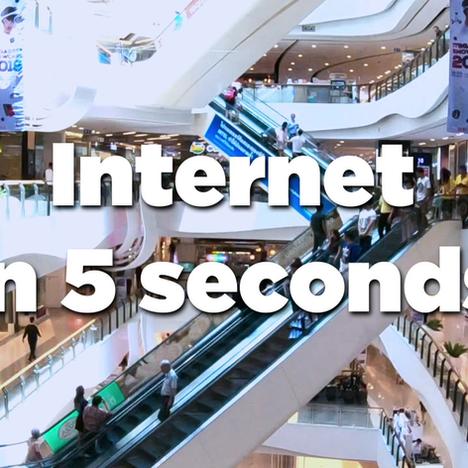 5 Seconds in e-mailing