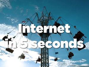 5 Seconds in Digital commerce