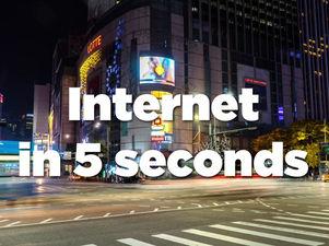5 Seconds in Facebook