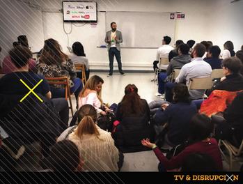 TVyDisrupción - Conference