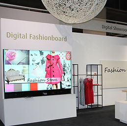 Fit Styler Digital Fashionboard