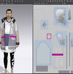 Fit Styler Auto CAD system