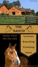 Ranch Instagram Story Sample