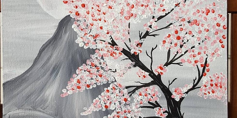 Scarborough 3eightnine cafe - Cherry Blossom