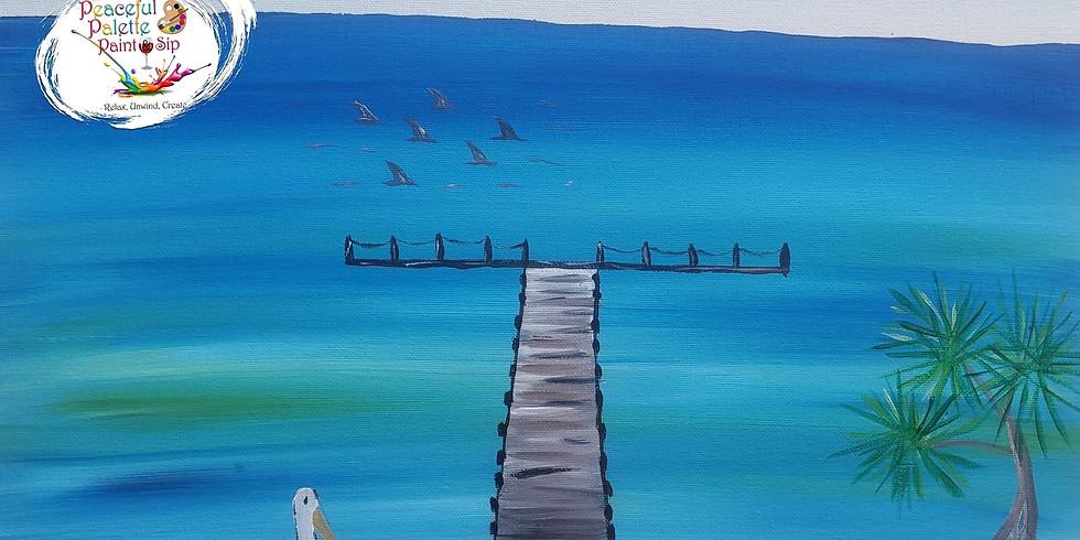 Scarborough 3eightnine cafe - Seaside Boardwalk