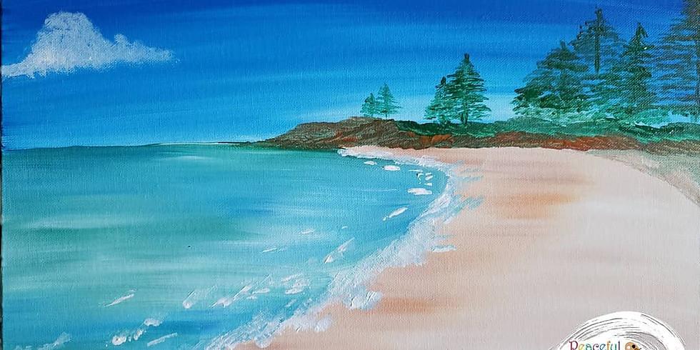 Scarborough 3eightnine cafe - Seaside Dreams