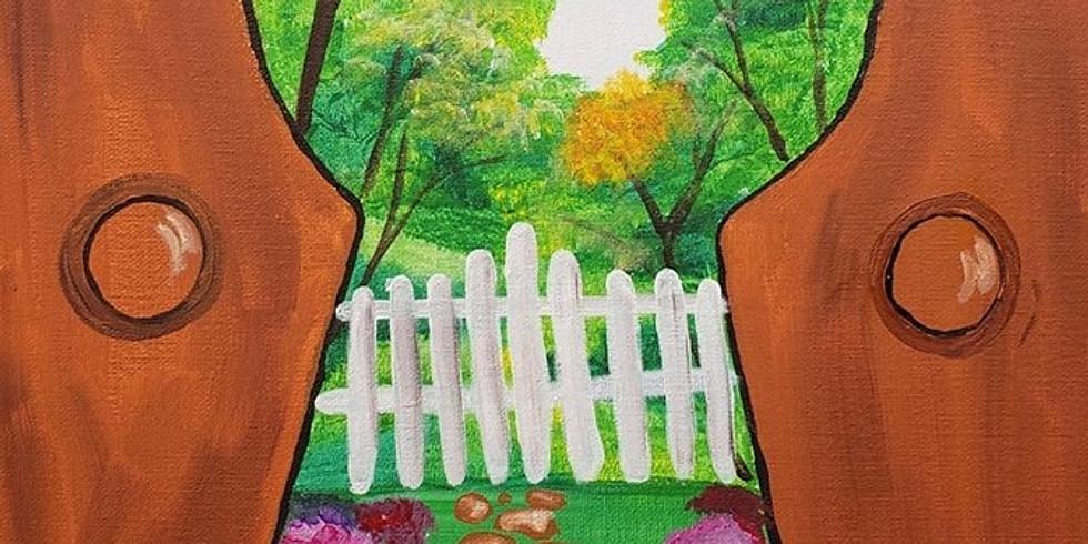 Scarborough 3eightnine cafe - Secret Garden