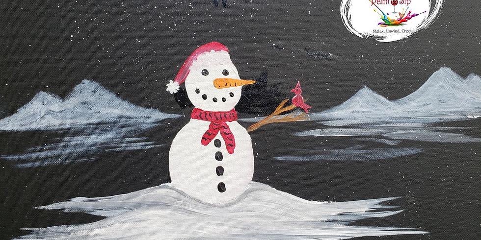 La Zucca  - Smiling Snowman