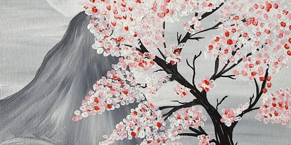 Dinmore Cottage - Cherry Blossom