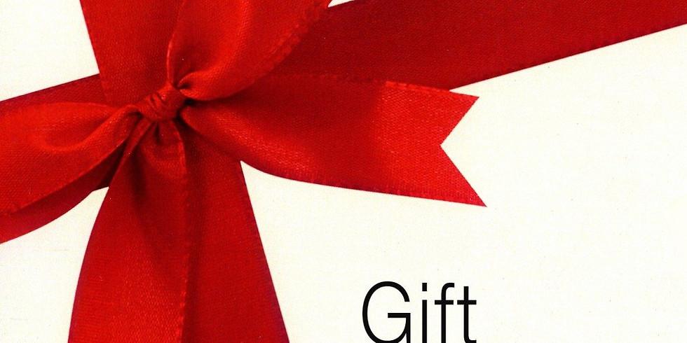 Gift Voucher - Paint and Sip Class